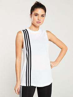 adidas-must-haves-3-stripe-tank-whitenbsp