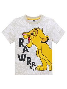 disney-the-lion-king-boys-short-sleevenbspt-shirt-grey