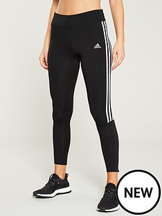 adidas-run-3-stripe-tight-black