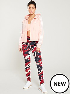 adidas-hoodynbspamp-tight-pinknbsp