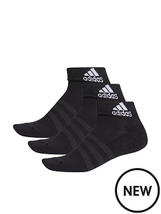 adidas-3nbspstripe-performance-ankle-sock-3pk-blacknbsp