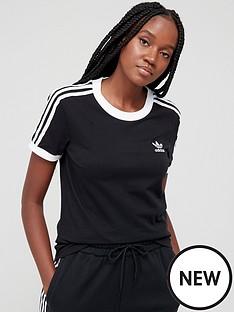 adidas-originals-3-stripe-tee-blacknbsp