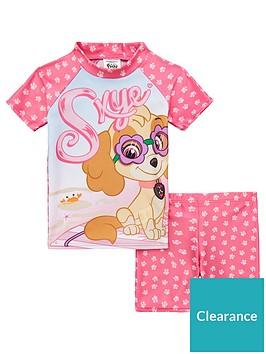 paw-patrol-girls-skye-swim-set-pink
