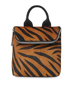 whistles-whistles-leather-zebra-tiny-verity-back-pack