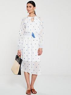 v-by-very-embroidered-midi-dress-white