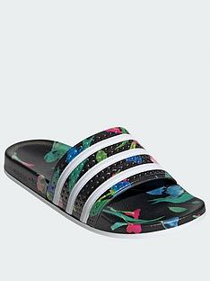 adidas-originals-adilette-blackmultinbsp