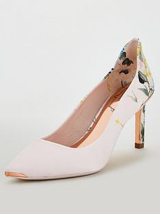 324ef6157f8c Ted Baker Eriinp Court Shoes - Pink