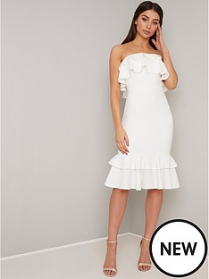 chi-chi-london-kenda-strapless-ruffle-dress-white