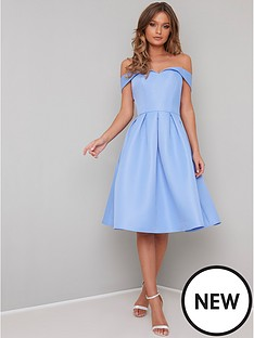 chi-chi-london-marlie-bardot-dress-blue