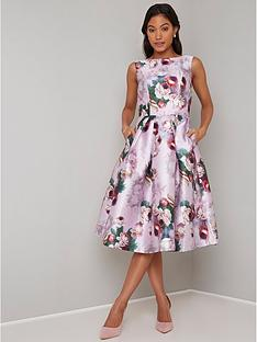 chi-chi-london-ariyah-printed-prom-dress-pink