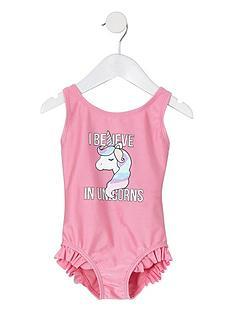 river-island-mini-mini-girls-unicorn-print-swimsuit-pink