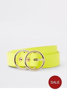 river-island-neon-belt-yellow