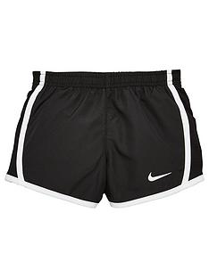 nike-girls-dry-tempo-shorts-blackwhite