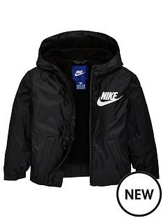 nike-childrens-nsw-fleece-lined-jacket-black