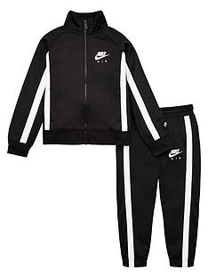 nike-air-childrens-tricot-tracksuit-black