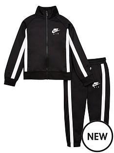 nike-air-childrens-tricot-tracksuit-black