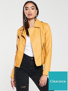 v-by-very-faux-leather-biker-jacket-mustard