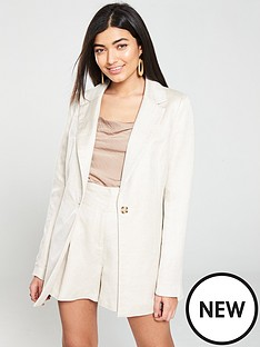 v-by-very-linen-mix-jacket-natural