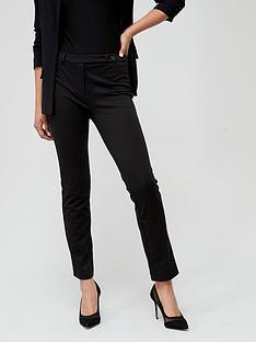 v-by-very-valuenbspponte-slim-leg-trouser-black