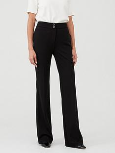 v-by-very-ponte-bootcut-trousers-black