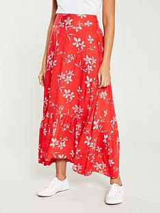 v-by-very-dipped-hem-maxi-skirt-red-floral