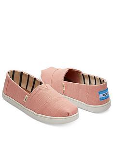toms-girls-alpargata-canvas-shoe