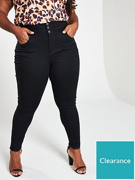 v-by-very-curve-highwaisted-supersoft-skinny-jean