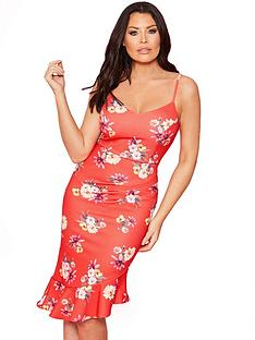sistaglam-loves-jessica-strappynbspscuba-bodycon-midi-dress-floral-print