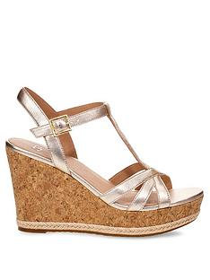 ugg-melissa-metallic-wedges