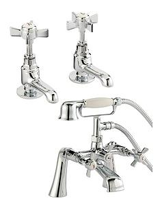 bristan-traditional-bathroom-basin-taps-and-bath-shower-mixer-chrome