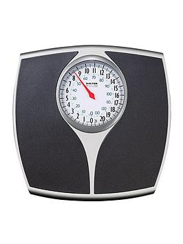 salter doctor style mechanical bathroom scales littlewoodsirelandie - Bathroom Scales