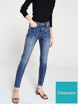 v-by-very-ella-seam-detail-skinny-jean-mid-wash