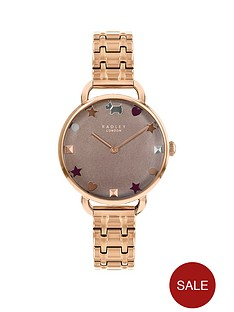 radley-radley-champagne-stars-and-hearts-dial-rose-gold-stainless-steel-bracelet-ladies-watch