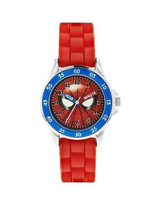 spiderman-spiderman-mask-dial-red-silicone-strap-kids-watch