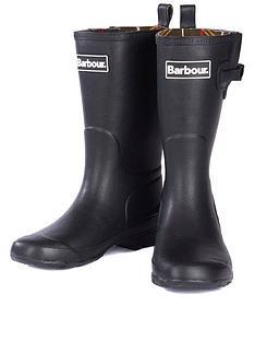 barbour-kids-simonside-adjustable-wellington-boots-black
