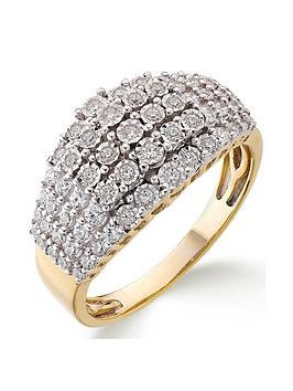 love-diamond-9ct-gold-12-carat-diamond-total-5-row-eternity-ring