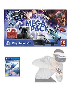 playstation-vr-vr-mega-pack-with-ace-combat-7-skies-unknown-with-optional-extras