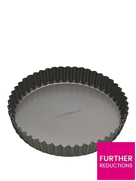 masterclass-non-stick-fluted-flan-tinquiche-pan-with-loose-base