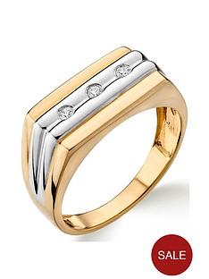 love-diamond-9ct-gold-10-point-diamond-signet-ring