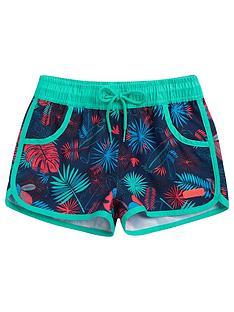 animal-girls-dreamer-board-swim-shorts-turquoisenbsp