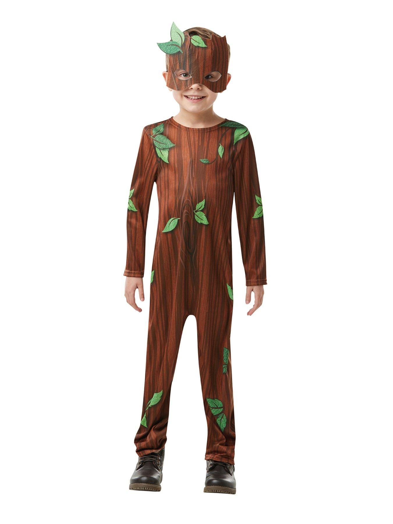 Home Childrens Gingerbread Man Cosplay Costume Party Halloween Christmas For Kids Brithday Gift Boys Fancy Jumpsuits Mask One-piece