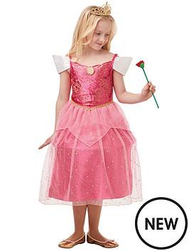 887796fb7 Disney Princess Disney Princess Glitter & Sparkle Sleeping Beauty Aurora  Fancy Dress