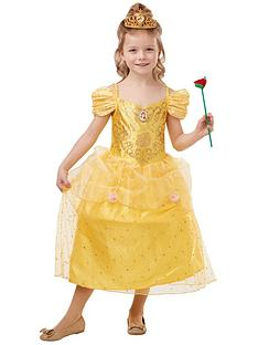 4d4e6eb7 Disney Princess Disney Princess Glitter & Sparkle Belle Fancy Dress