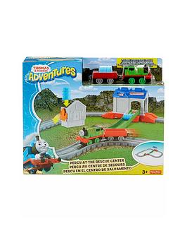 Thomas & Friends Thomas - Percy At The Rescue Centre | littlewoodsireland.ie