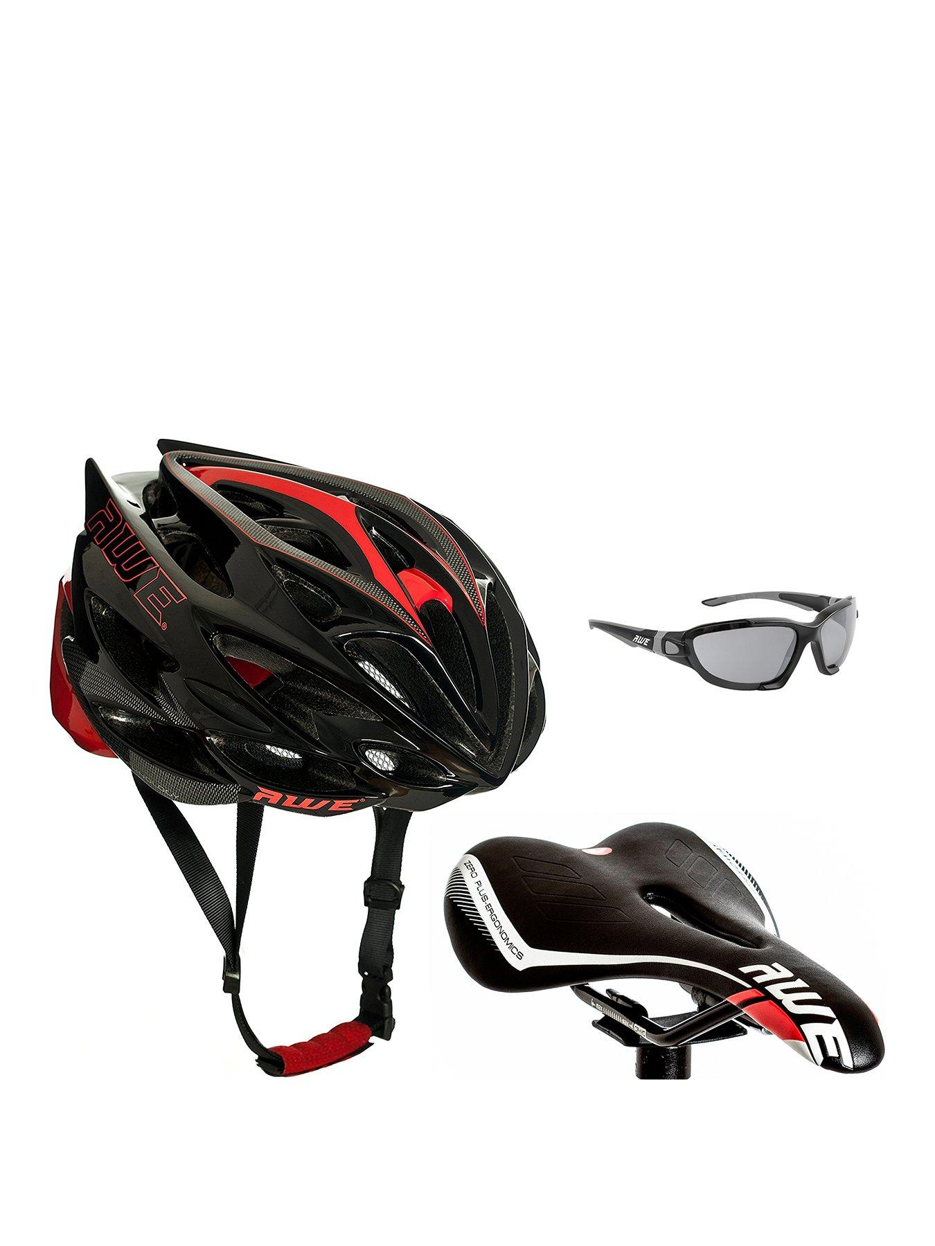 Pair Mountain Bike MTB BMX Bicycle Cycling Double Lock Handlebar Grips Y8O1