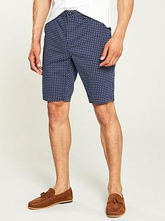 v-by-very-printed-chino-shorts-navy