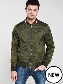 5cc9a8ed9495c2 Tommy Hilfiger Tommy Sportswear Reversible Bomber ...