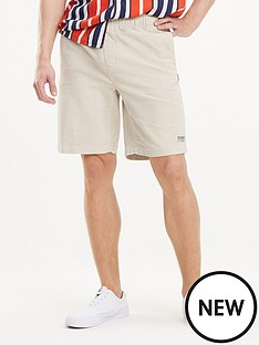 tommy-jeans-cord-short