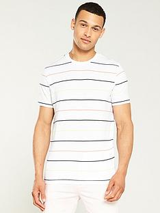 v-by-very-yarn-dye-stripe-t-shirt-multi