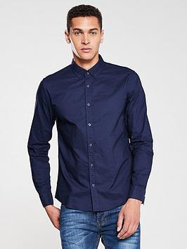 very-man-oxford-shirt-navy